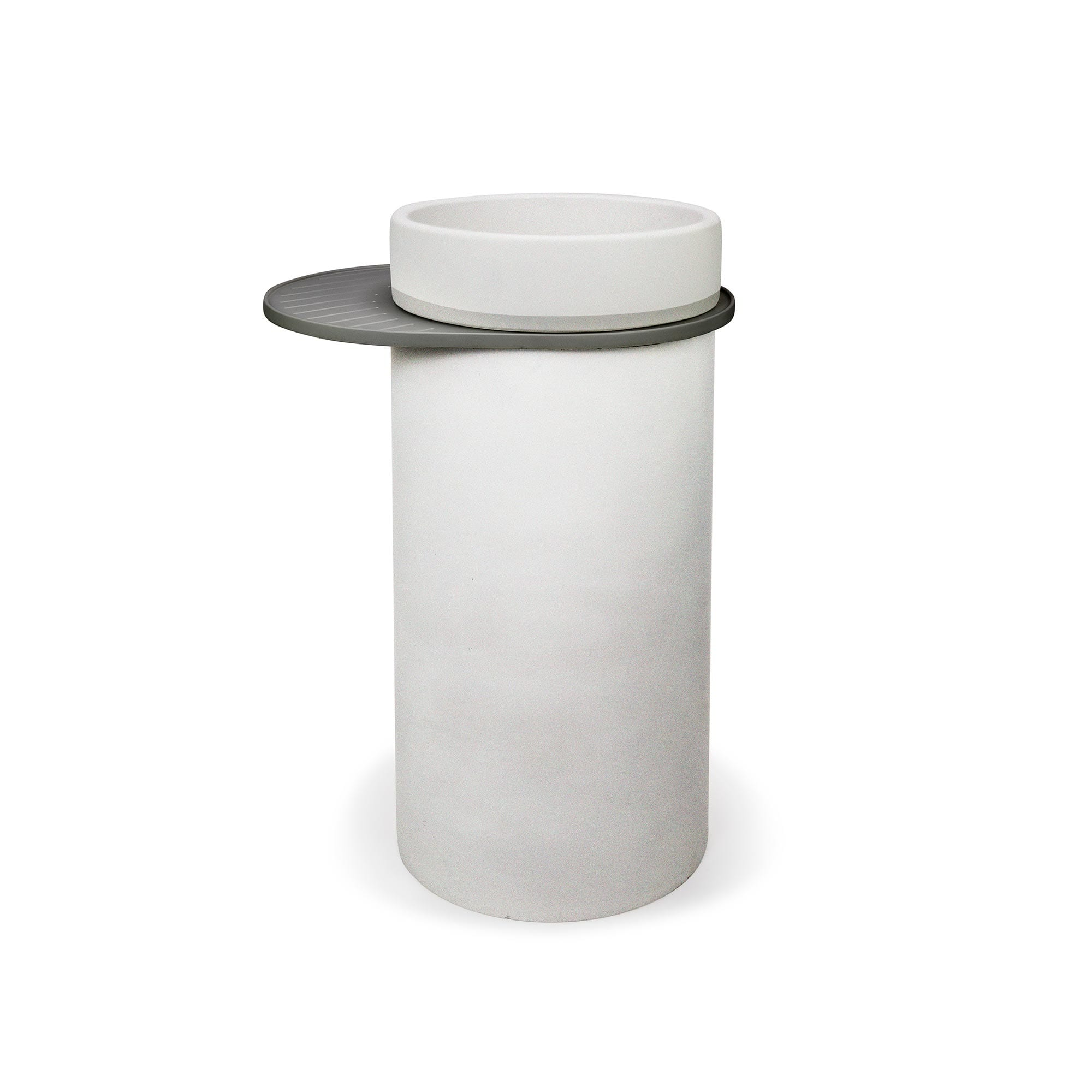 Bowl Two Tone Basin Cylinder 2