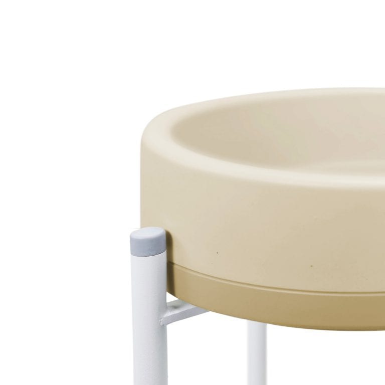 Bowl Two Tone Basin Stand 4