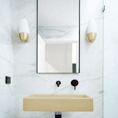 Box Basin Wall Hung 1