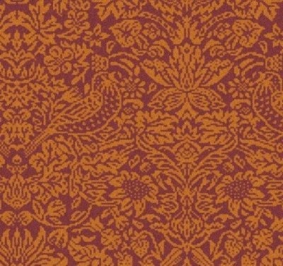 Liberty Fabrics Strawberry Meadow Marigold Carpet 5