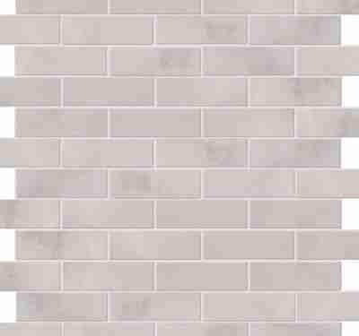 PA – Le Bouscat Island Marble Honed White Slim Brick 1
