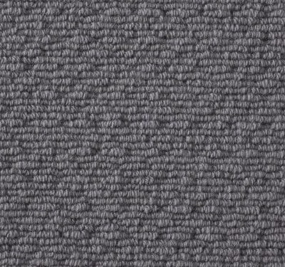 Natural Loop Boucle Chrome Carpet 12