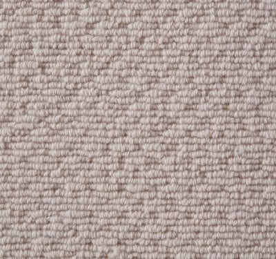 Natural Loop Boucle Flax Carpet 10