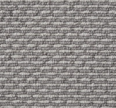 Natural Loop Boucle Honeycomb Carpet 5