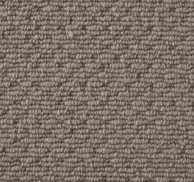 Natural Loop Boucle Maple Carpet 11