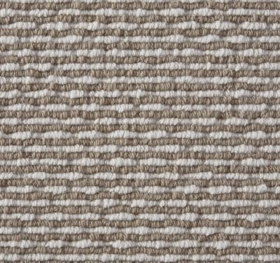Natural Loop Boucle Rustic Carpet 6