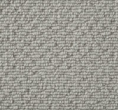 Natural Loop Boucle Stucco Carpet 9