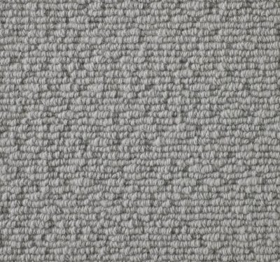 Natural Loop Boucle Tallow Carpet 5