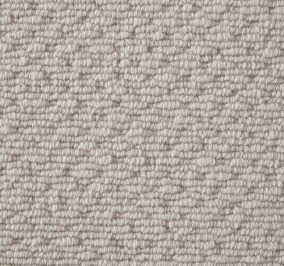 Natural Loop Boucle Thatch Carpet 3