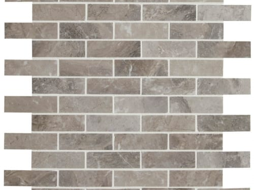PA – Poitiers Marble Honed Slim Brick 3