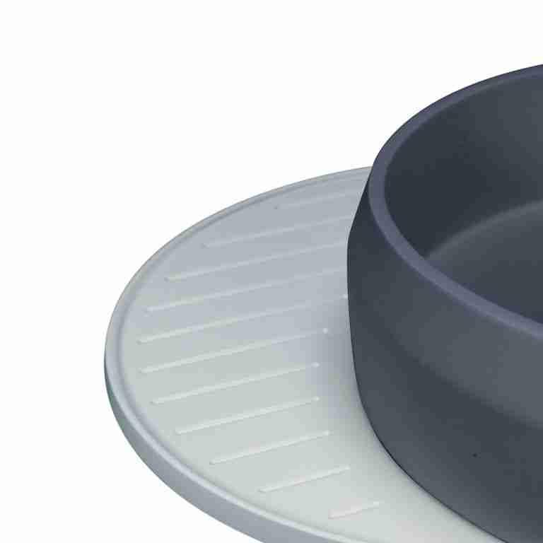 Prism Circle Basin Cylinder 3