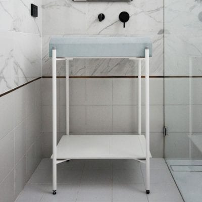 Prism Rectangle Basin Stand 1