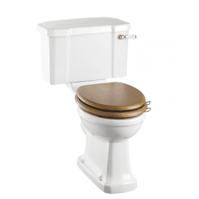 Standard cc WC with 520 lever cistern 4
