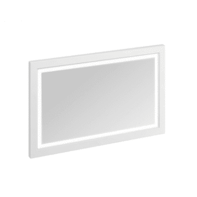 Framed mirror 120 with led illumination 8