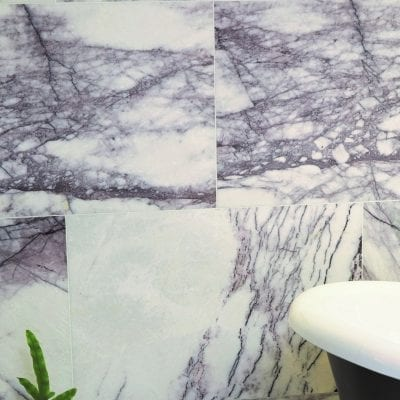 Marble Amatista honed 12