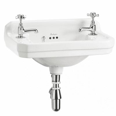 Edwardian 51cm cloakroom basin 2
