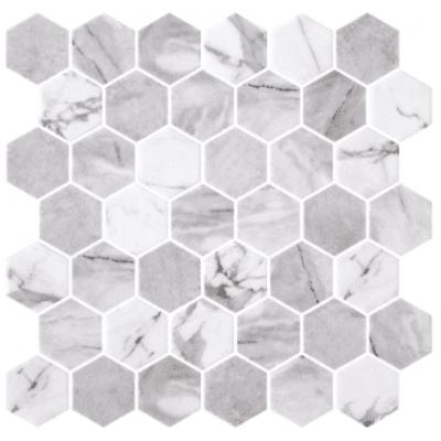 Hexagonal blend 10