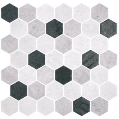 Hexagonal Berlin blend 12