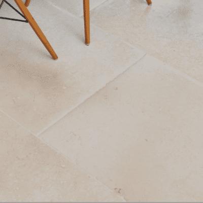 Limestone tumbled 9
