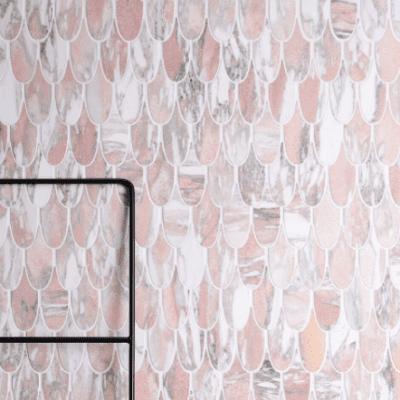 Flamingo marble 4