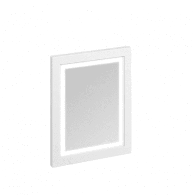 Framed 60 mirror with led illumination 2