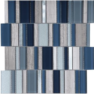 Stripes azulado 2