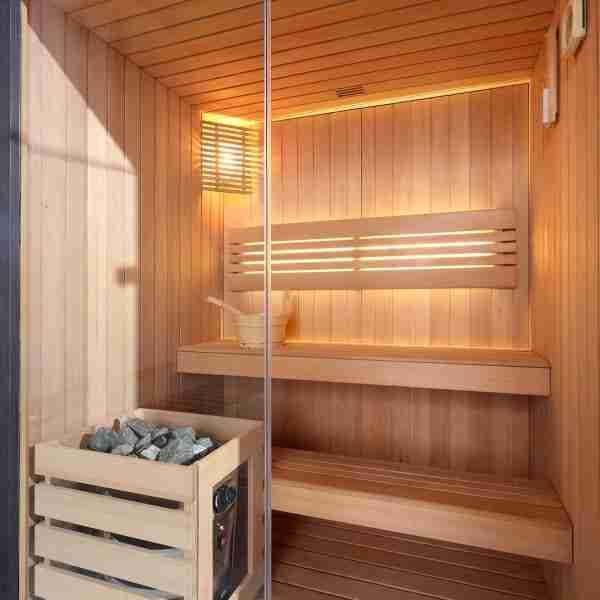 Black Pearl 3 Person Sauna (160cm) 3