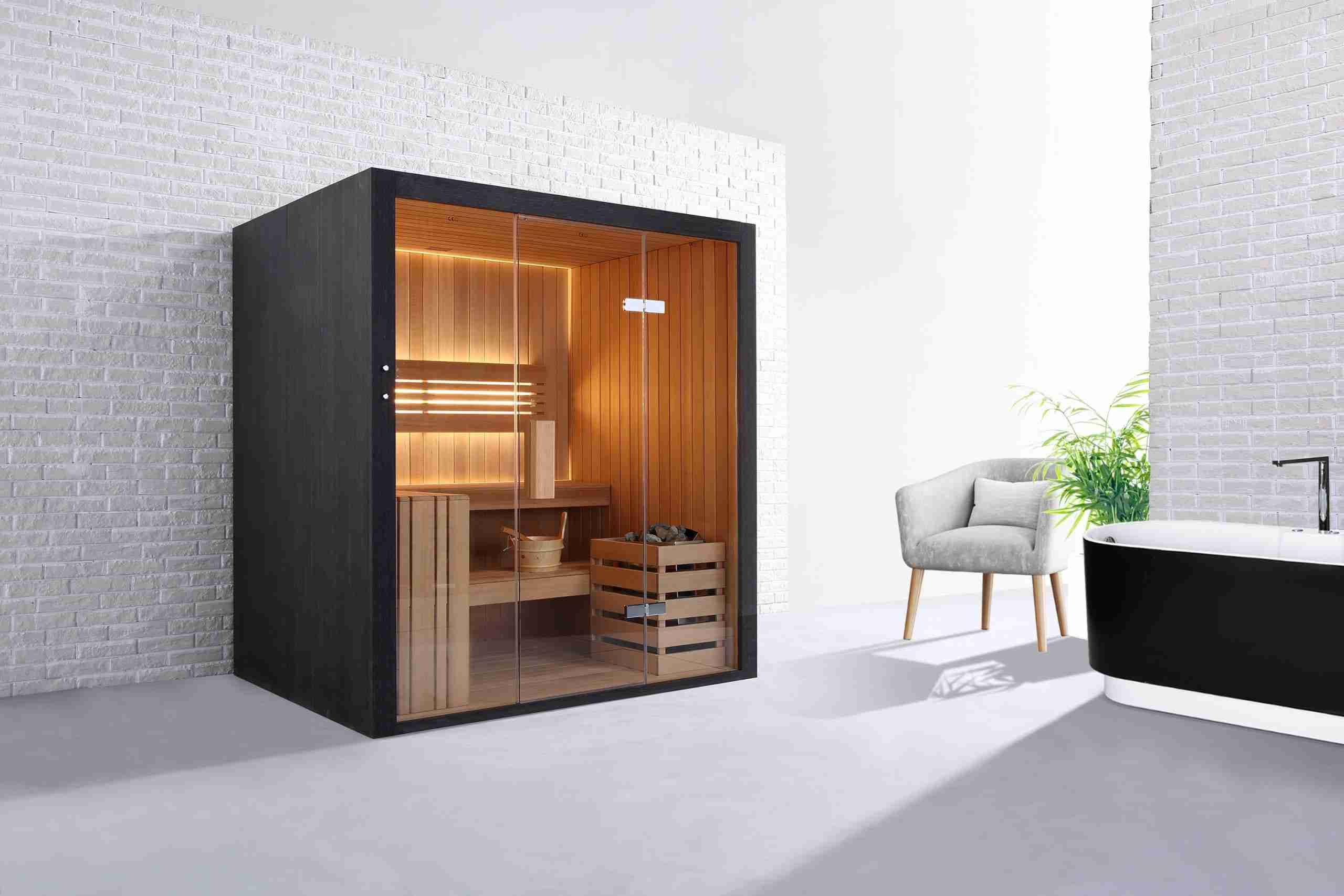 Black Pearl Sauna