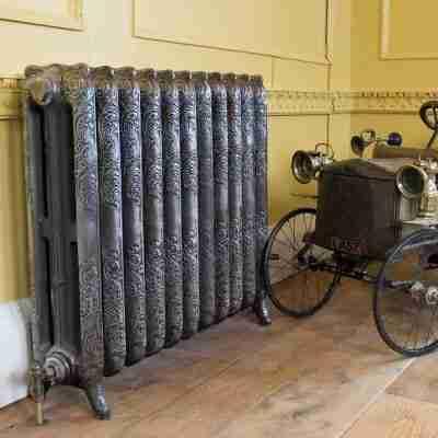 Rococo Cast Iron Radiators 13