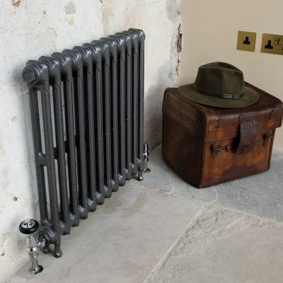 Victorian 2 Column Cast Iron Radiator 1
