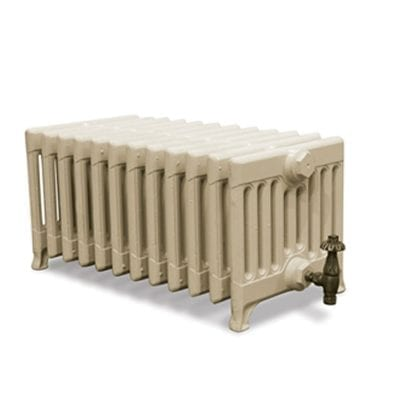 Victorian 9 Column Cast Iron Radiator 7