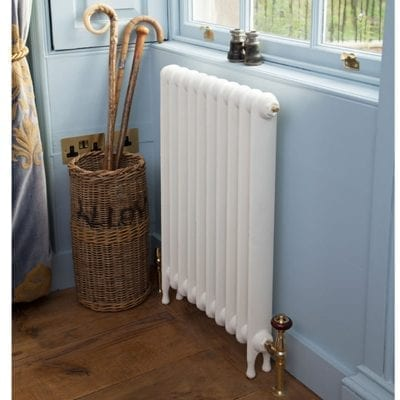 Narrow Eton Cast Iron Radiator 3