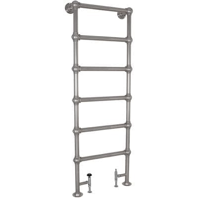 Colossus Steel Towel Rail Chrome - 1800mm x 650mm 5