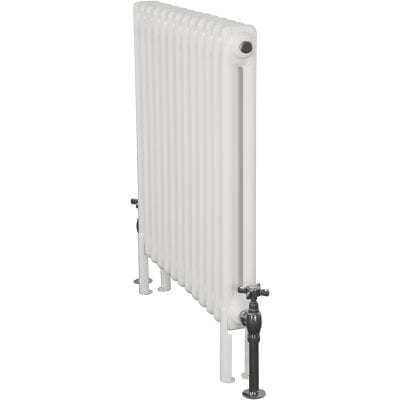Enderby 2 Column, 13 Section Steel Radiator - 710mm 5
