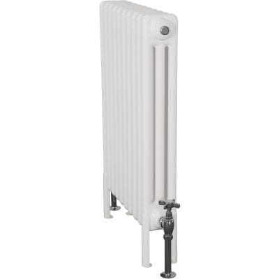 Enderby 3 Column, 10 Section Steel Radiator - 710mm 6