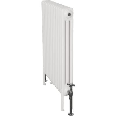 Enderby 3 Column, 13 Section Steel Radiator - 710mm 10