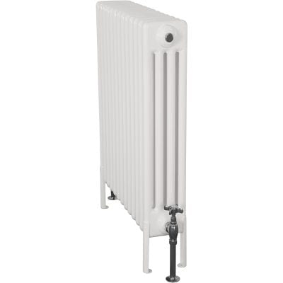 Enderby 4 Column, 13 Section Steel Radiator - 710mm 8