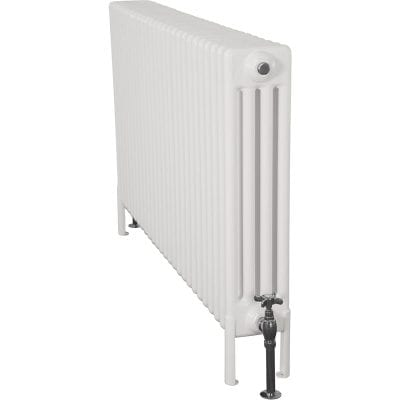 Enderby 4 Column, 26 Section Steel Radiator - 710mm 8