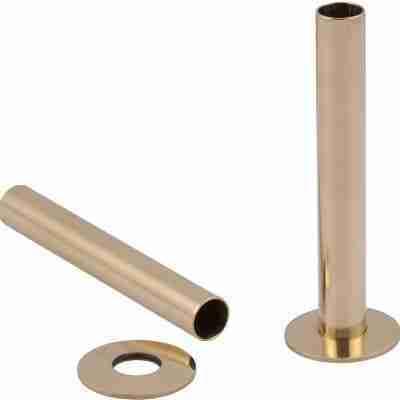 Brass Pipe Shroud 9