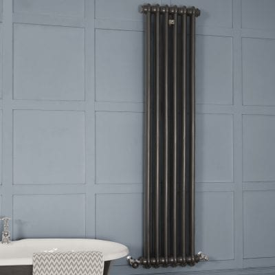 Amberley 1 Column Cast Iron Radiator 7
