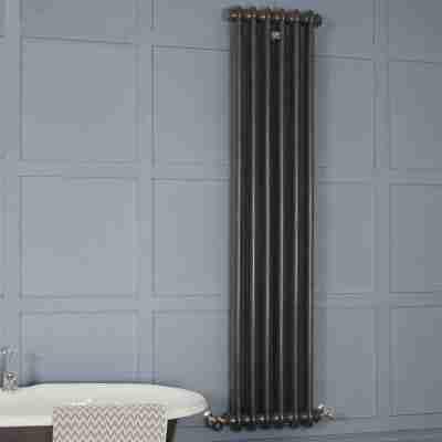 Amberley 1 Column Cast Iron Radiator 3
