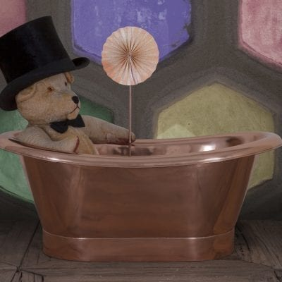 Bambino Copper Bath 8
