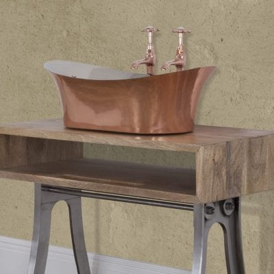 Basin Cube - Large (Fruitwood) 4