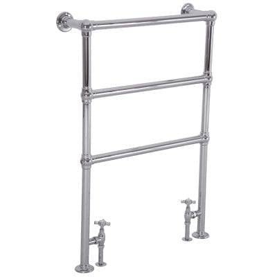 Beckingham Chrome Towel Rail - 965mm x 670mm 13