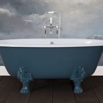 Bronte Cast Iron Bath 9