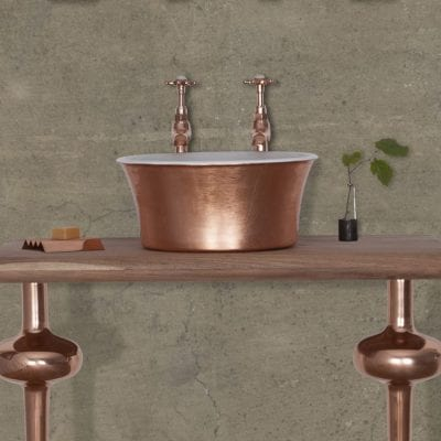 Bull Nose Vanity Top Natural Acacia 2