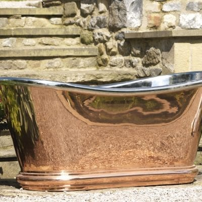 Copper Bulle Bath 8