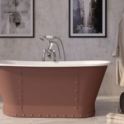 Drayton Cast Iron Bath 10