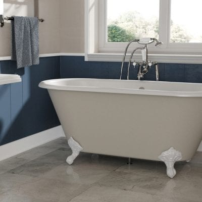 Dryden Cast Iron Bath 13