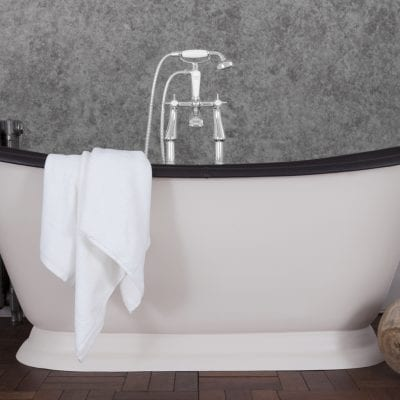 Galleon Cast Iron Bath 12